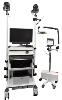 BE Plus LTM cart for long term EEG monitoring