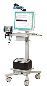 NeMus 2 system with cart